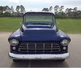 FOR SALE: 1955 CHEVROLET 3100 IN CADILLAC, MICHIGAN