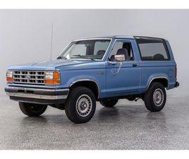 FOR SALE: 1990 FORD BRONCO IN CONCORD, NORTH CAROLINA