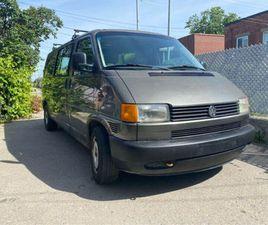 VW T4 EUROVAN (MANUEL DIESEL) 1997 | CARS & TRUCKS | GATINEAU | KIJIJI