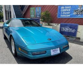 FOR SALE: 1995 CHEVROLET CORVETTE IN WOODBURY, NEW JERSEY