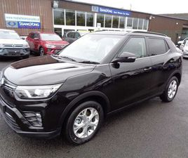 SSANGYONG TIVOLI, 1.2 TURBO PETROL EL. FOR SALE IN LAOIS FOR €24,750 ON DONEDEAL