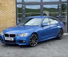 USED 2018 BMW 3 SERIES M SPORT SALOON 63,200 MILES IN BLUE FOR SALE | CARSITE