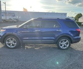 2015 FORD EXPLORER LIMITED EDITION