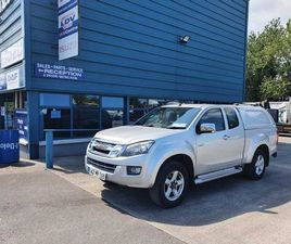 2014 ISUZU D-MAX YUKON KING CAB PICKUP FOR SALE IN DUBLIN FOR €UNDEFINED ON DONEDEAL