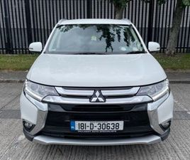 2018 MITSUBISHI OUTLANDER 4X4 COMMERCIAL FOR SALE IN DUBLIN FOR €UNDEFINED ON DONEDEAL