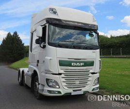 BREAKING DAF XF 460 2014 FOR PARTS FOR SALE IN ANTRIM FOR £UNDEFINED ON DONEDEAL