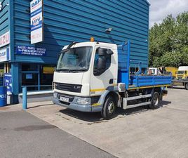 2013 DAF LF 7.5TON TIPPER FOR SALE IN DUBLIN FOR €UNDEFINED ON DONEDEAL
