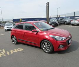 HYUNDAI I20 PETROL DELUXE AUTO 5DR AUT FOR SALE IN LIMERICK FOR €19,500 ON DONEDEAL