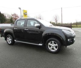 ISUZU D-MAX, 2017 2.5TDI UTAH VISION PACK FOR SALE IN LONGFORD FOR €UNDEFINED ON DONEDEAL