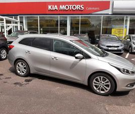 KIA CEED SW EX, 2015 FOR SALE IN CORK FOR €12,500 ON DONEDEAL