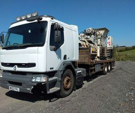 RENAULT PREMIUM 320DCI FOR SALE IN MONAGHAN FOR €UNDEFINED ON DONEDEAL