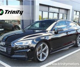 AUDI A5 BLACK EDITION TECH PACK 35 TFSI 150 S TRO FOR SALE IN WEXFORD FOR €45,945 ON DONED