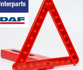 BRITEANGLE LED WARNING TRIANGLE FOR SALE IN CAVAN FOR €UNDEFINED ON DONEDEAL