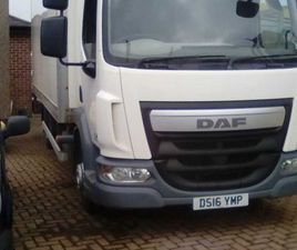 DAF LF45 CHASSIS CAB LOW KM 208.655 FOR SALE IN ANTRIM FOR €UNDEFINED ON DONEDEAL