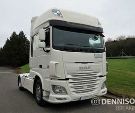 BREAKING DAF XF105.460 EURO 6 FOR PARTS FOR SALE IN ANTRIM FOR £UNDEFINED ON DONEDEAL