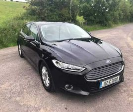 FORD MONDEO 1.5L 2015 FOR SALE IN CORK FOR €UNDEFINED ON DONEDEAL