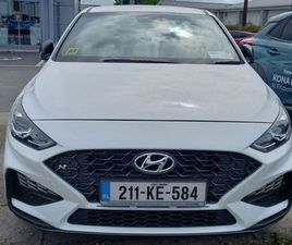 HYUNDAI I30 PETROL DELUXE NLINE 5DR - POA FOR SALE IN KILDARE FOR €UNDEFINED ON DONEDEAL