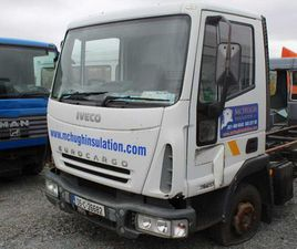 05 IVECO EUROCARGO 75E17 FOR BREAKING FOR SALE IN DONEGAL FOR €UNDEFINED ON DONEDEAL