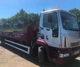 IVECO EURO CARGO 16T IVECO DROPSIDE FLAT PLALFING FOR SALE IN DOWN FOR €UNDEFINED ON DONED