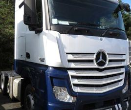 BREAKING MERCEDES ACTROS 2545LS FOR PARTS FOR SALE IN ANTRIM FOR £UNDEFINED ON DONEDEAL
