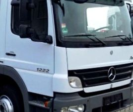 07 MERCEDES ATEGO 1222 FOR BREAKING FOR SALE IN DONEGAL FOR €UNDEFINED ON DONEDEAL