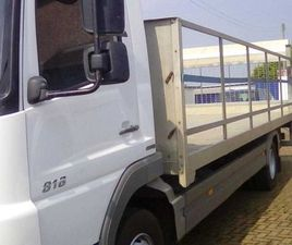 MERCEDES ATEGO 816 21FT FLATBED TAIL LIFT 7.5GROS FOR SALE IN ANTRIM FOR €UNDEFINED ON DON