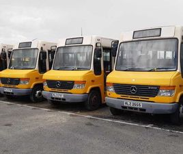 BUSES FOR UNRESERVED AUCTION FOR SALE IN DUBLIN FOR €UNDEFINED ON DONEDEAL
