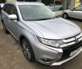 MITSUBISHI OUTLANDER 2.2 DI-D LEATHER 4WD 7 SEAT FOR SALE IN WICKLOW FOR €UNDEFINED ON DON
