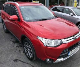 MITSUBISHI OUTLANDER 2.2 DID 4WD 7 SEATER 150PS 6 FOR SALE IN WICKLOW FOR €UNDEFINED ON DO