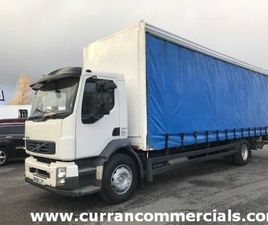 09 VOLVO FL240 18 TON 28FT CURTAINSIDER WITH LIFT FOR SALE IN ARMAGH FOR €UNDEFINED ON DON