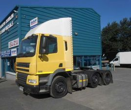 2012 DAF CF85 410 TRACTOR UNIT FOR SALE IN DUBLIN FOR €UNDEFINED ON DONEDEAL