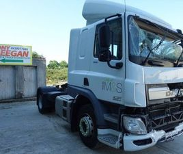 DAF CF CF410 ...PARTS AND SPARES. FOR SALE IN LOUTH FOR €UNDEFINED ON DONEDEAL