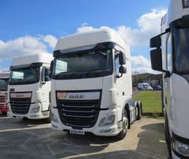 DAF XF106 510 SUPER SPACE FOR SALE IN DERRY FOR €UNDEFINED ON DONEDEAL
