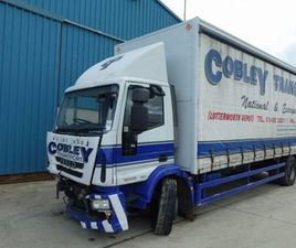 IVECO EURO CARGO EUROCARGO 180E25S FOR SALE IN LOUTH FOR €UNDEFINED ON DONEDEAL