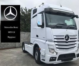 MERCEDES BENZ ACTROS 1853LS BIGSPACE FOR SALE IN WEXFORD FOR €UNDEFINED ON DONEDEAL