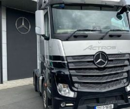 MERCEDES-BENZ ACTROS 2553LS 2.5 B.SPACE 2DR A FOR SALE IN DUBLIN FOR €UNDEFINED ON DONEDEA