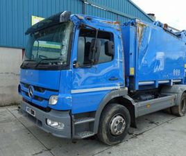 MERCEDES-BENZ ATEGO 1318...SKIP LORRY FOR SALE IN LOUTH FOR €UNDEFINED ON DONEDEAL