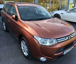 MITSUBISHI OUTLANDER 2.2 DI-D 150PS 6MT 4WD 7-SEA FOR SALE IN WICKLOW FOR €UNDEFINED ON DO