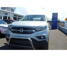 SSANGYONG MUSSO AUTOMATIC 2.2 DIESEL FOR SALE IN TIPPERARY FOR €UNDEFINED ON DONEDEAL