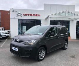 CITROEN BERLINGO 130 BHP EAT6 FOR SALE IN CORK FOR €UNDEFINED ON DONEDEAL