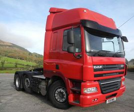DAF CF 85 460 6X2 MIDLIFT AXLE FOR SALE IN ARMAGH FOR €UNDEFINED ON DONEDEAL