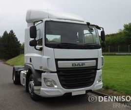 BREAKING DAF CF 2014 FOR PARTS FOR SALE IN ANTRIM FOR £UNDEFINED ON DONEDEAL