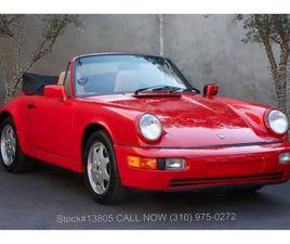 FOR SALE: 1991 PORSCHE 964 CARRERA 2 IN BEVERLY HILLS, CALIFORNIA