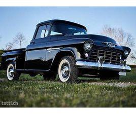 1955 CHEVROLET 3100 MIT VETERANENZULASSUNG