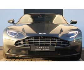 ASTON MARTIN DB11 V8 VOLANTE 2DR TOUCHTRONIC FREE SERVICING 4.0 AUTOMATIC CONVERTIBLE AT A
