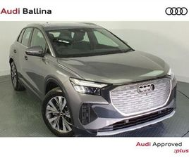 AUDI Q4 E-TRON Q4 E-TRON FOR SALE IN MAYO FOR €UNDEFINED ON DONEDEAL
