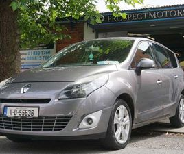 2011 GRAND SCENIC, HIGH SPEC TOMTOM, NEW NCT, FOR SALE IN DUBLIN FOR €5,950 ON DONEDEAL