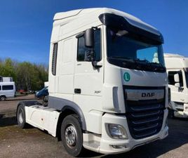 LEFT HAND DRIVE - 2017 DAF XF 480 FOR SALE IN ANTRIM FOR €UNDEFINED ON DONEDEAL
