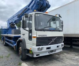 VOLVO FL6, 1998 FOR SALE IN DUBLIN FOR €UNDEFINED ON DONEDEAL