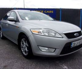 FORD MONDEO, 2008 ZETEC 1.8 DIESEL TRADE SALE FOR SALE IN DUBLIN FOR €2,950 ON DONEDEAL
